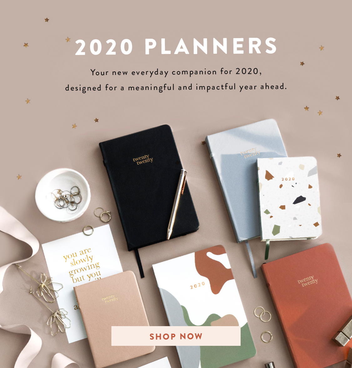 2020 Planners:
