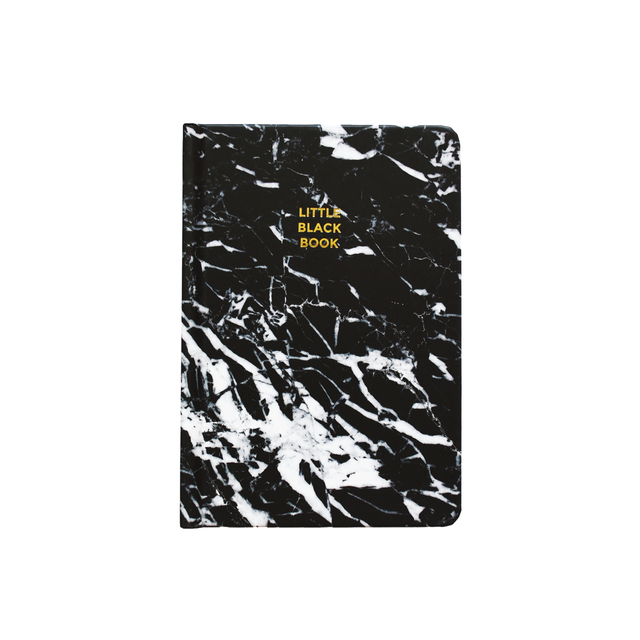 Little Black Book Notebook