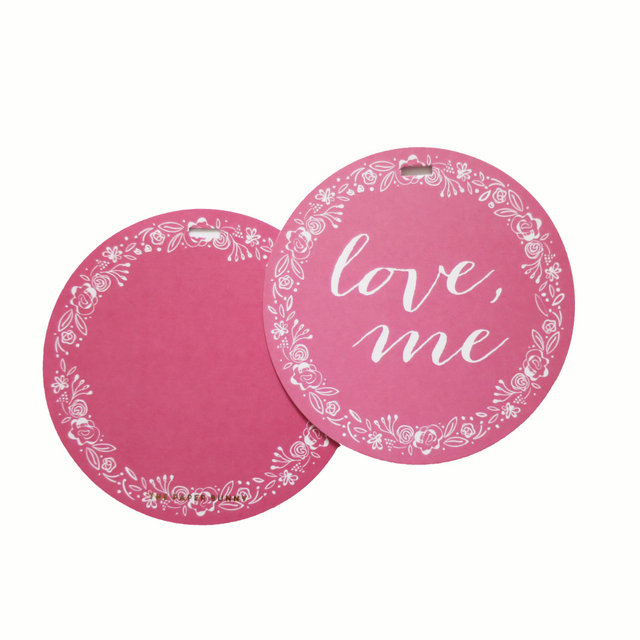 Love, Me Gift Tags