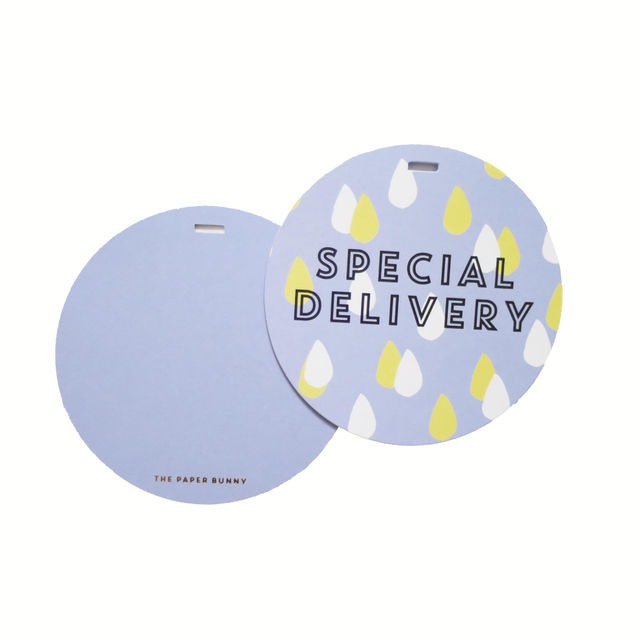 Special Delivery Gift Tags
