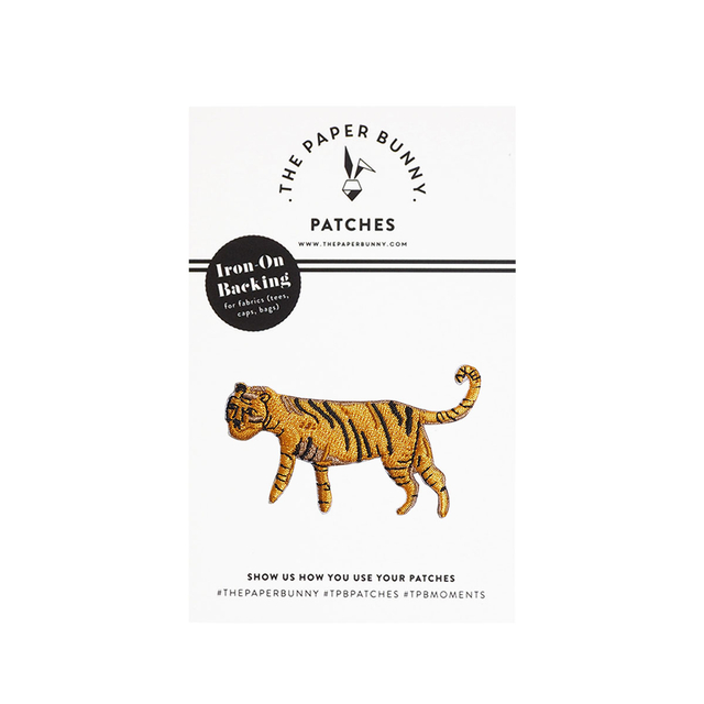 Wild Tiger Patch