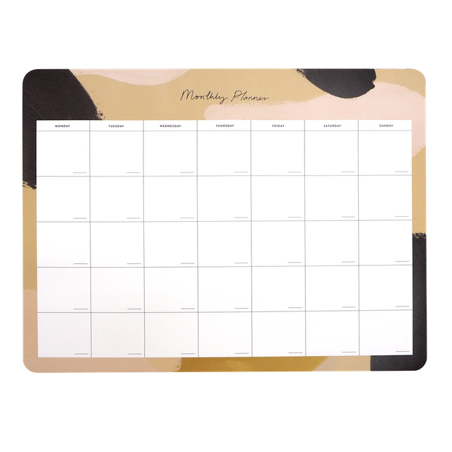Lou Lou Monthly Desk Planner
