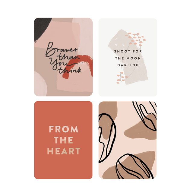 Brave Edition Postcards