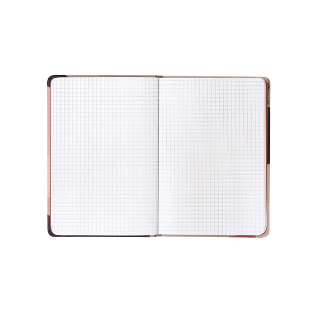 Better Than Yesterday Grid Notebook