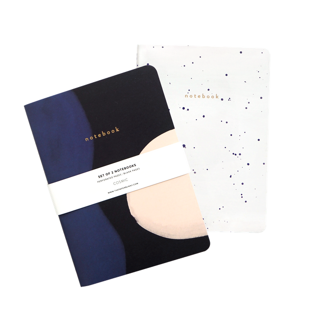 Cosmic Notebooks (Set of 2)