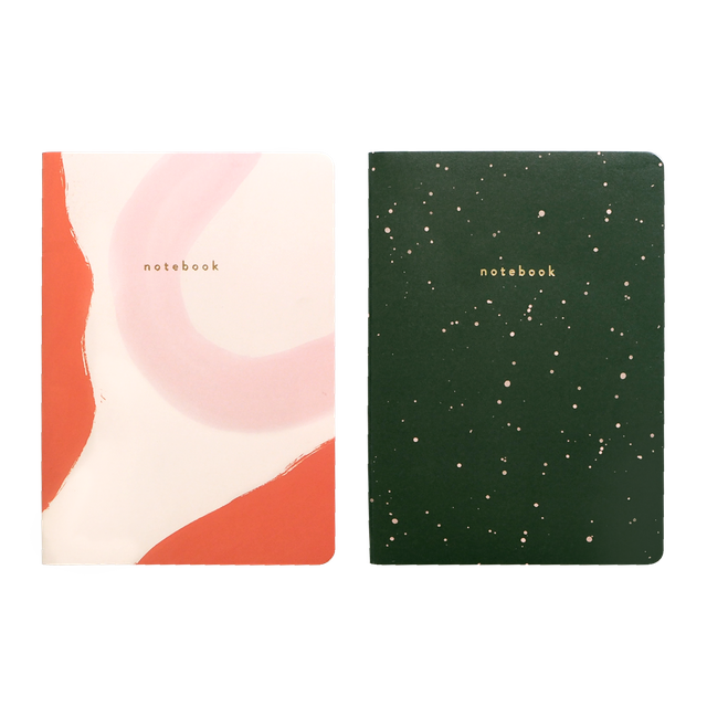 Dawn Notebooks (Set of 2)