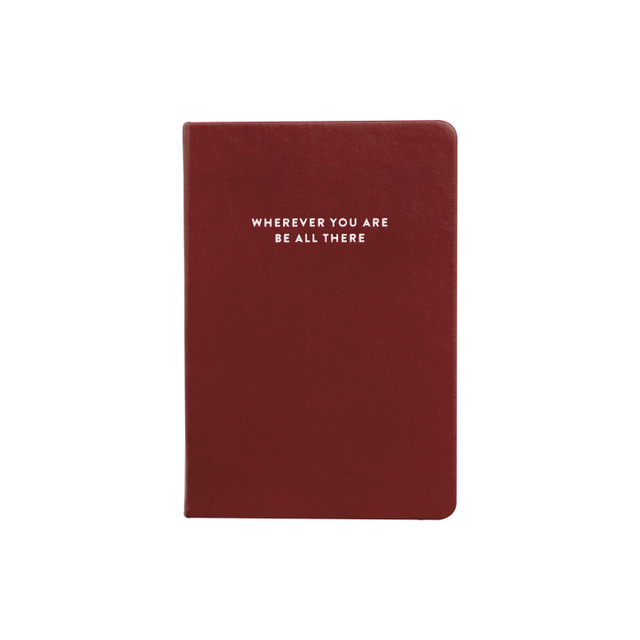 Wherever You Are Notebook