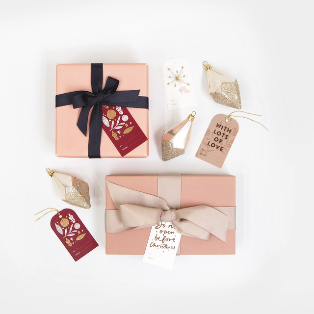 Light and Love Gift Tags