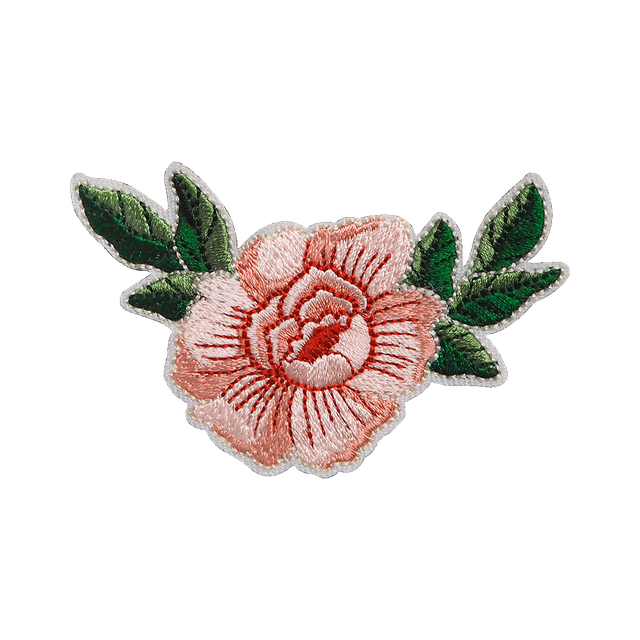 In Full Bloom Patch