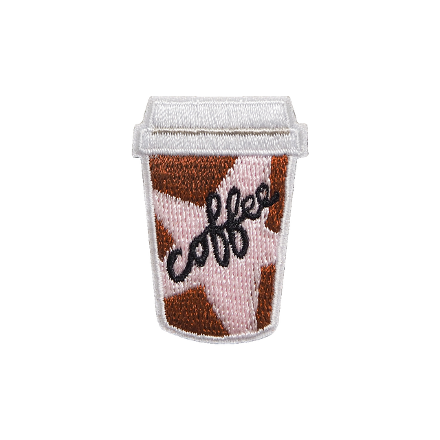Coffee Cup Patch