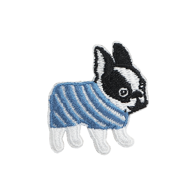 Frenchie Sweater Patch