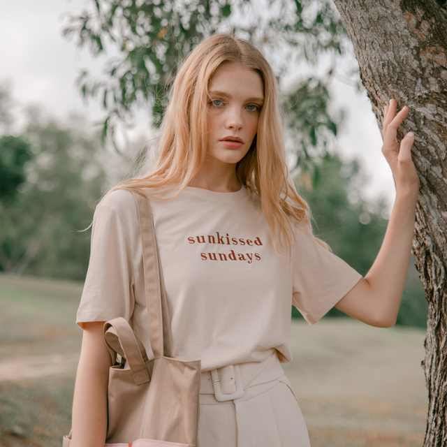 Sunkissed Sundays Tee
