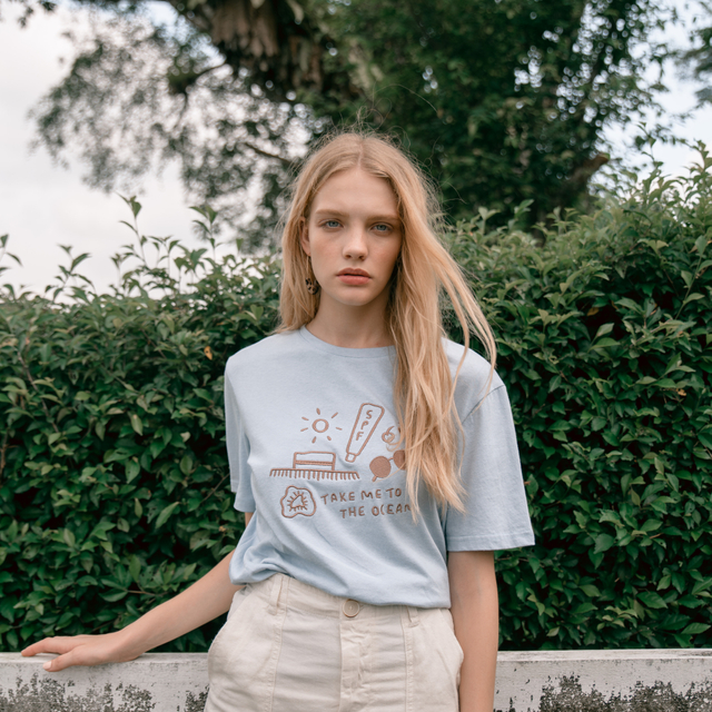 Take Me To The Ocean Tee