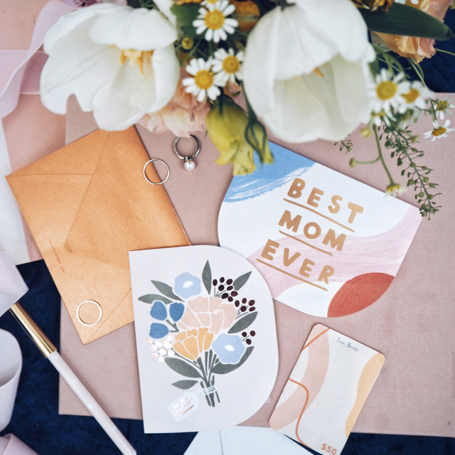 To The Loveliest Woman Card