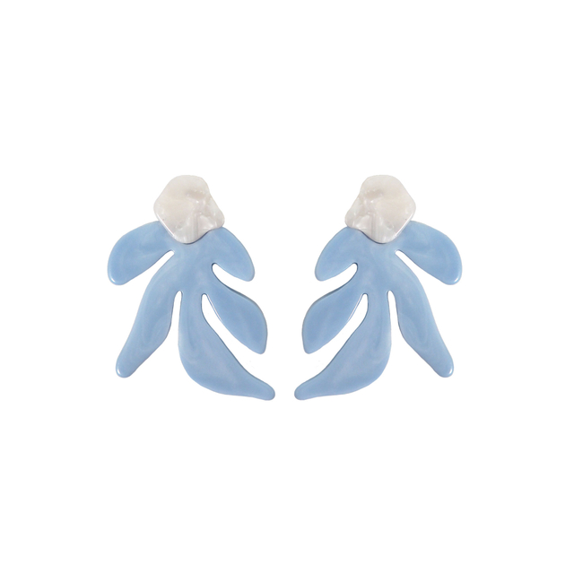 Fleur Sky Earrings