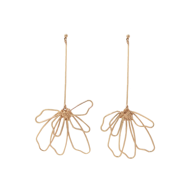 Harper Floral Earrings