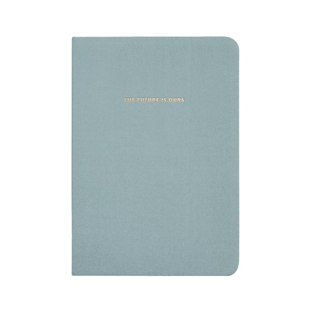 The Future Is Ours A5 Notebook