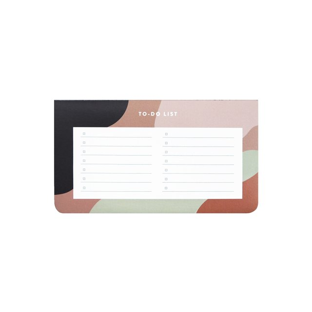 Cora Blush Notepad