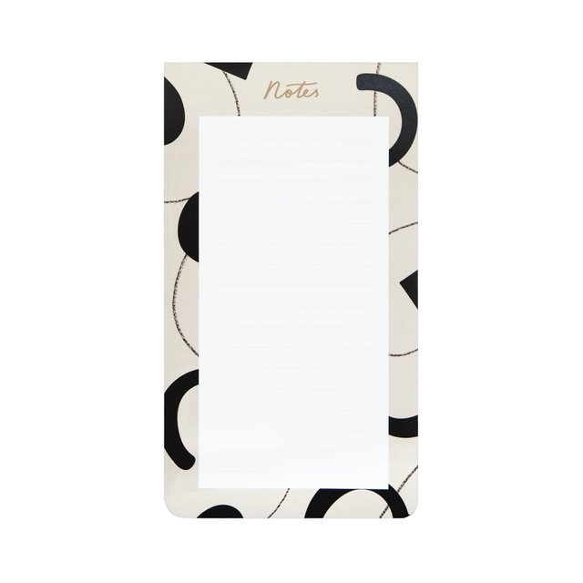 Thea Beige Notepad