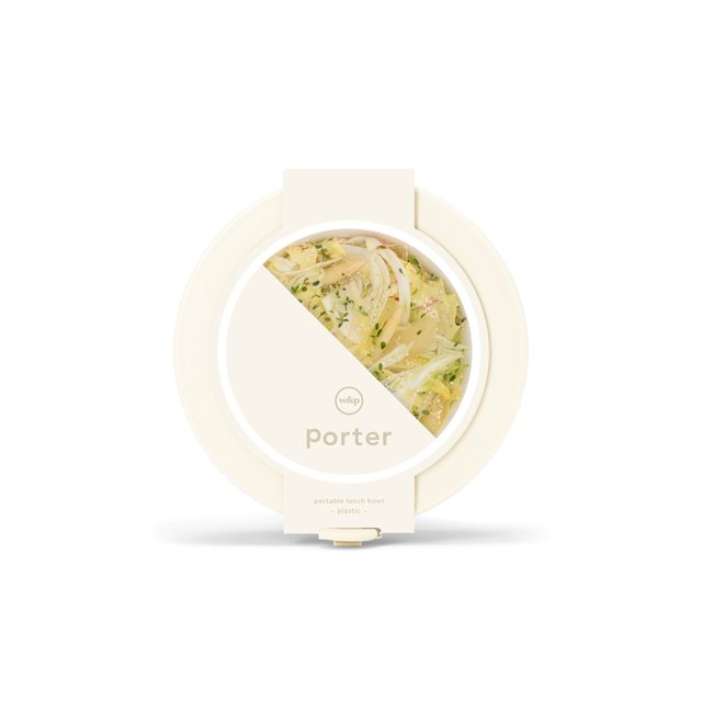 Porter Reusable Bowl (Cream)