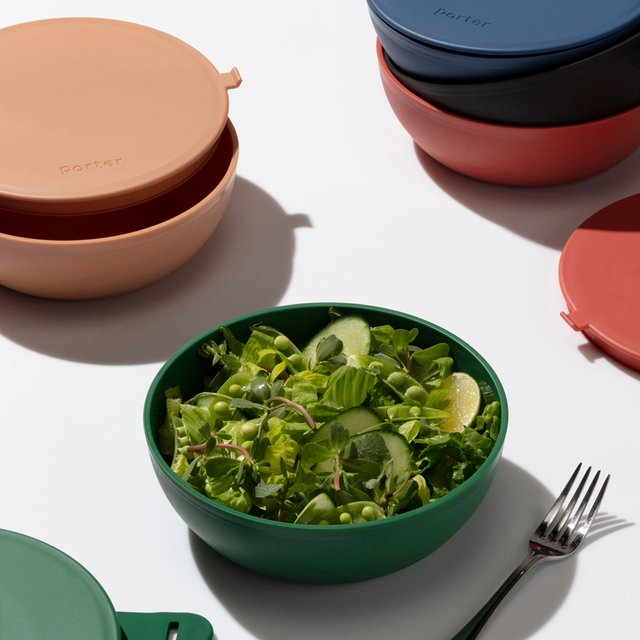 Porter Reusable Bowl (Green)