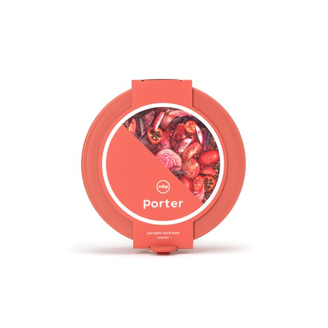 Porter Reusable Bowl (Red)