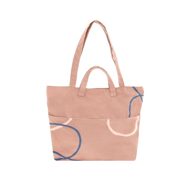 Cara Rose Tote Bag