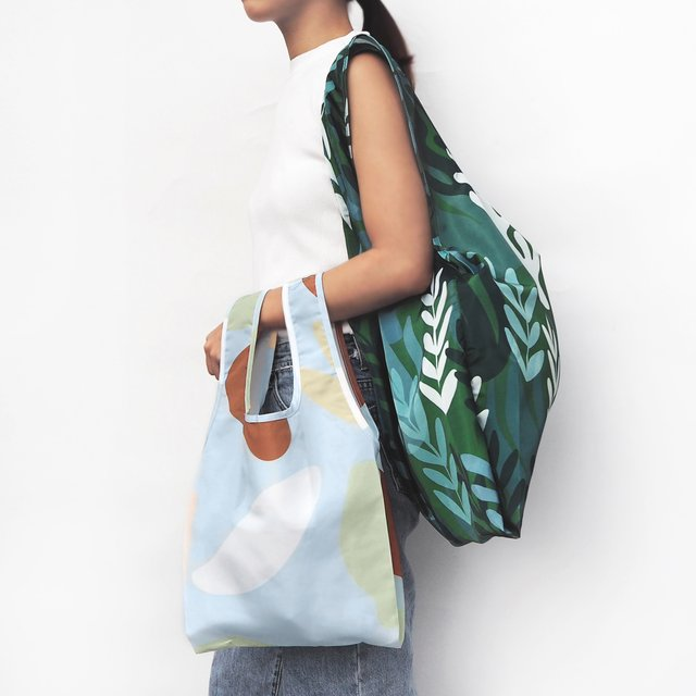 Deep Ocean Reusable Bag