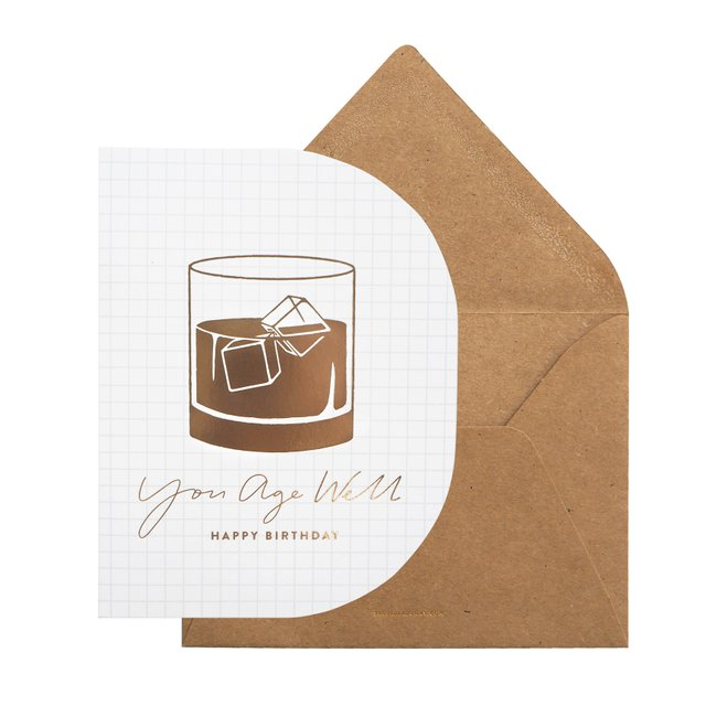 You Age Well Greeting Card