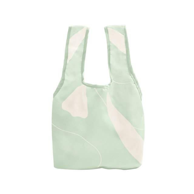 Apple Green Reusable Bag