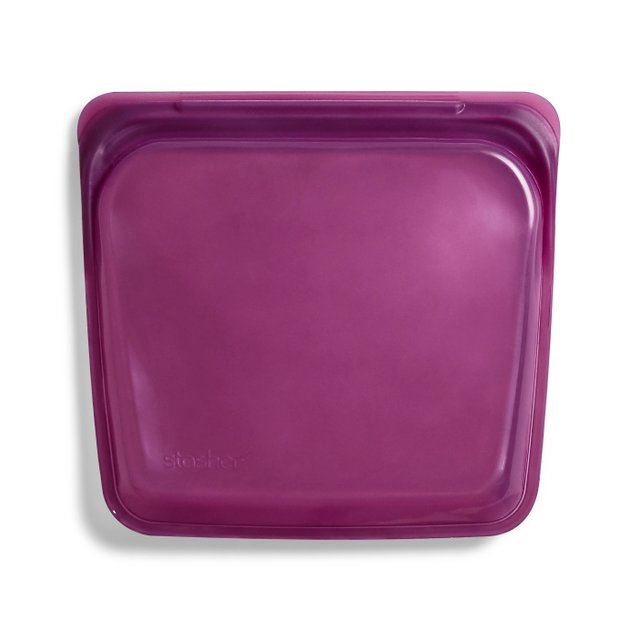 Stasher Reusable Silicone Sandwich Bag (Dusk)