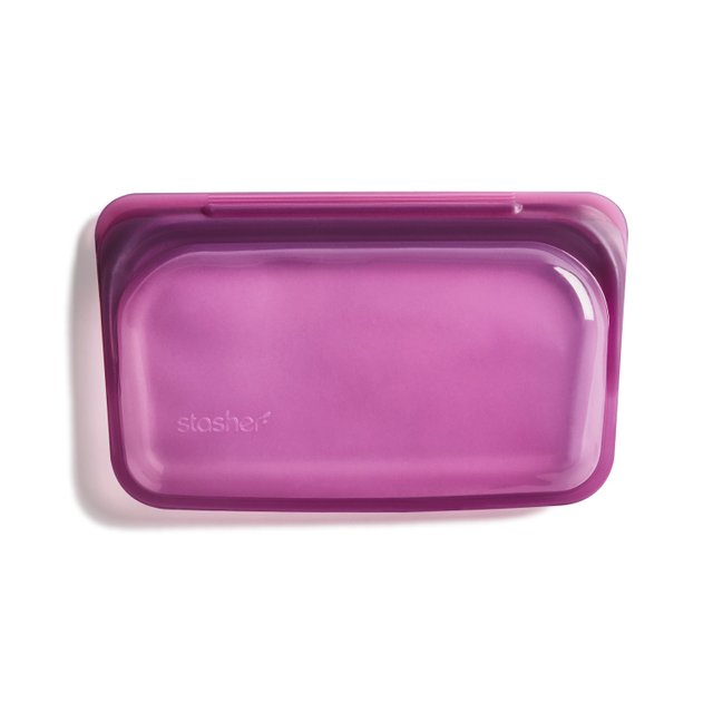 Stasher Reusable Silicone Snack Bag (Dusk)