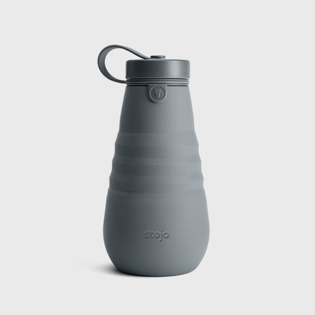 Stojo Collapsible Bottle 20oz / 590ml (Carbon)