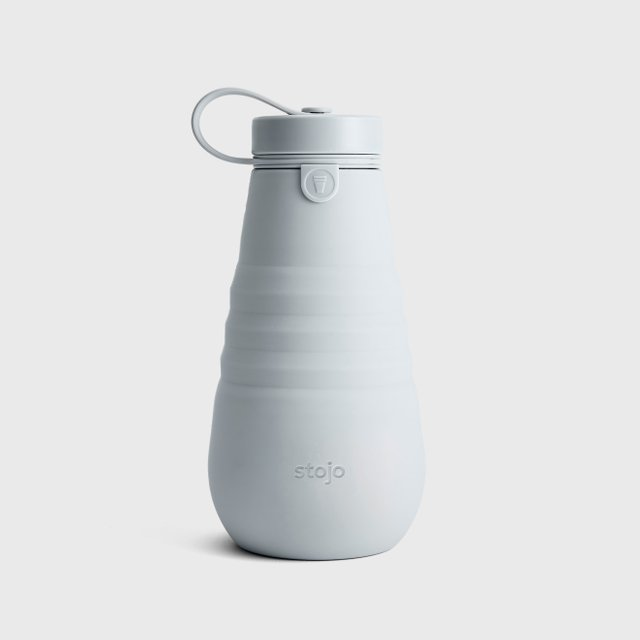 Stojo Collapsible Bottle 20oz / 590ml (Cashmere)