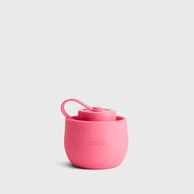Stojo Collapsible Bottle 20oz / 590ml (Peony)