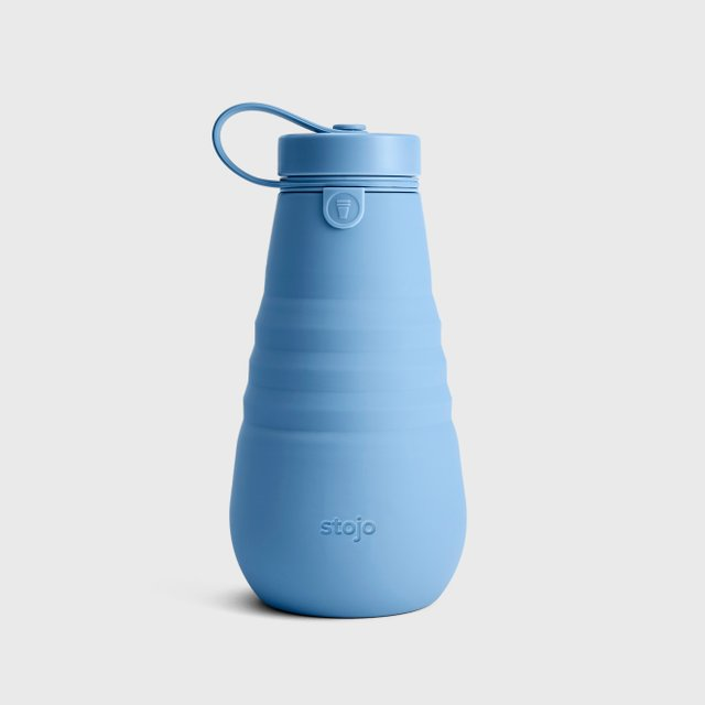Stojo Collapsible Bottle 20oz / 590ml (Steel)