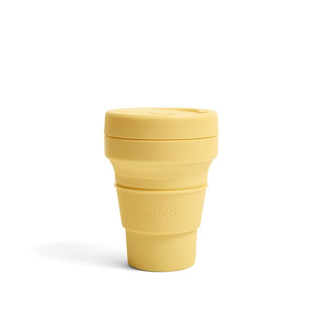 Stojo Collapsible Cup Pocket 12oz/350ml (Mimosa)