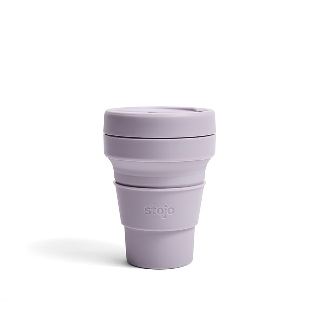 Stojo Collapsible Cup Pocket 12oz/350ml (Lilac)