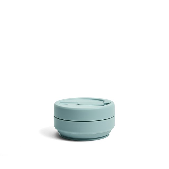 Stojo Collapsible Cup Pocket 12oz/350ml (Seafoam)