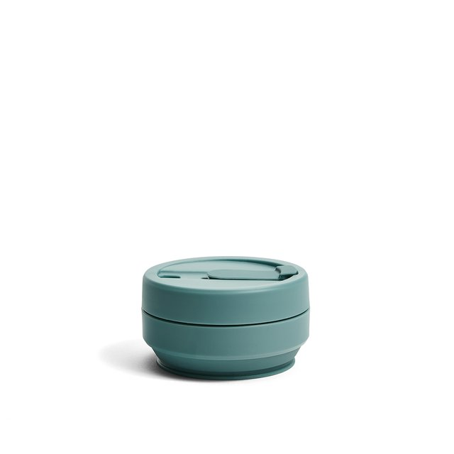 Stojo Collapsible Cup Pocket 12oz/350ml (Eucalyptus)