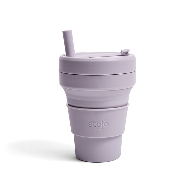 Stojo Collapsible Cup Biggie 16oz/470ml (Lilac)