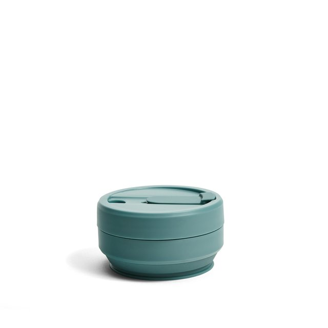 Stojo Collapsible Cup Biggie 16oz/470ml (Eucalyptus)