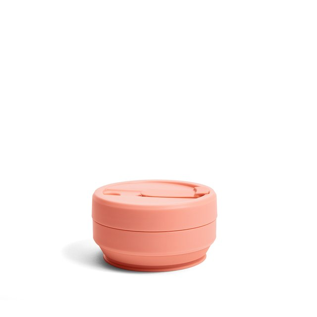 Stojo Collapsible Cup Biggie 16oz/470ml (Apricot)