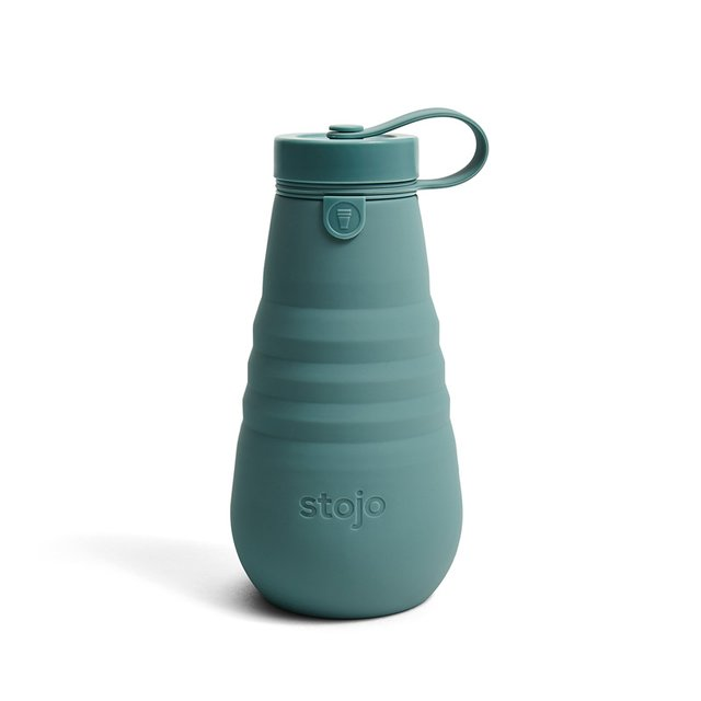 Stojo Collapsible Bottle 20oz / 590ml (Eucalyptus)