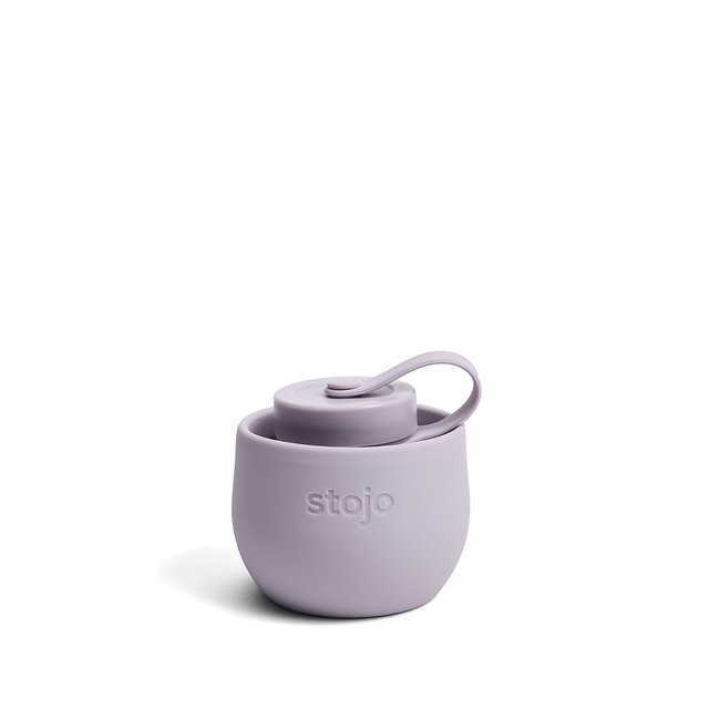 Stojo Collapsible Bottle 20oz / 590ml (Lilac)