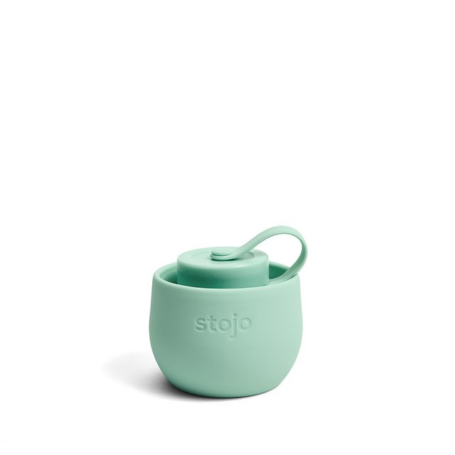 Stojo Collapsible Bottle 20oz / 590ml (Seafoam)