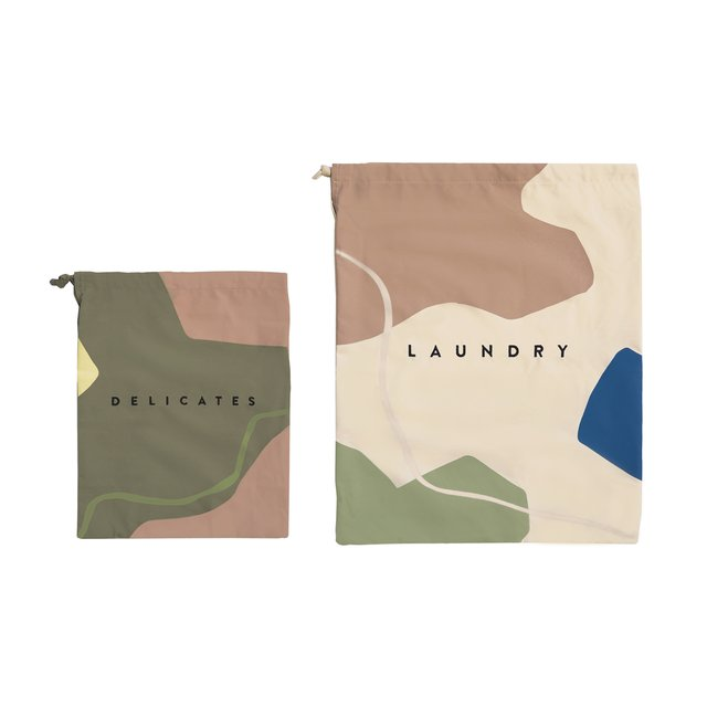 Pieces of Me Laundry Bags Set