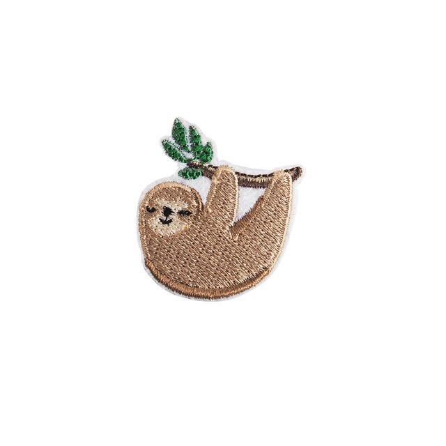 Ollie The Sloth Patch